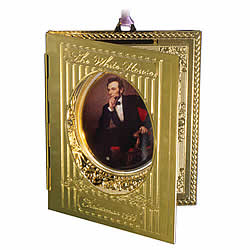 1999 Abraham Lincoln (1861-1865) Ornament