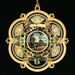 2005 James Garfield Ornament