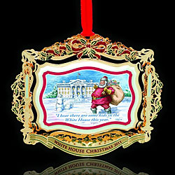2011 Theodore Roosevelt Ornament