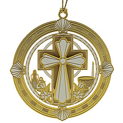 Eternal Faith Ornament