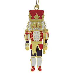 Classic Nutcracker Ornament