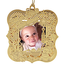 2017 Baby's First Christmas Ornament