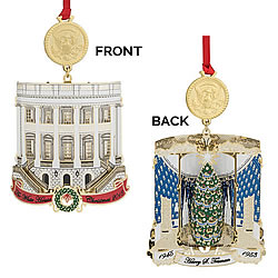 2018 Harry S. Truman Ornament