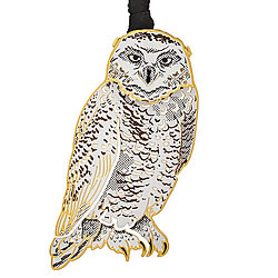 Winter Owl Ornament