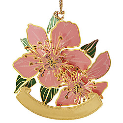 Cherry Blossoms Ornament (Single)
