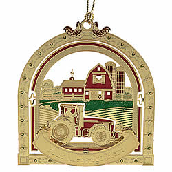 America's Heartland Ornament