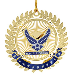 United States Air Force Logo Ornament