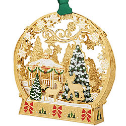 Christmas Wonderland Ornament