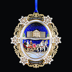 2004 Rutherford B. Hayes Ornament